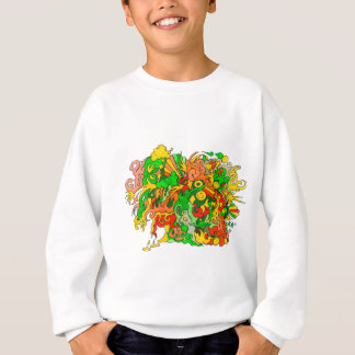 Psychedelic Fun Sweatshirt