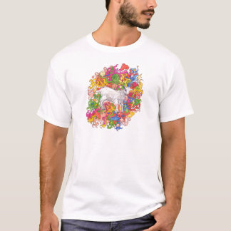 Psychedelic Goat T-Shirt