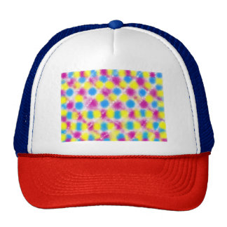Psychedelic Grill Trucker Hat