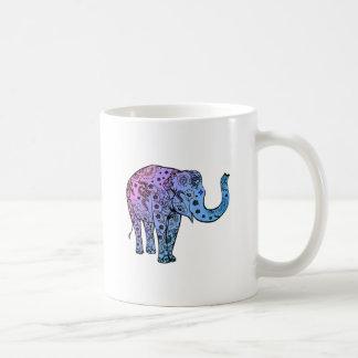 Psychedelic Groove Coffee Mug