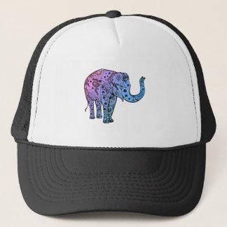 Psychedelic Groove Trucker Hat