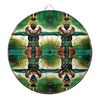 Psychedelic Guard Dart Boards