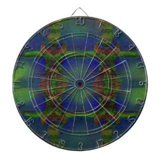 Psychedelic Guard Dartboards
