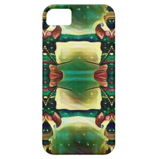 Psychedelic Guard iPhone 5 Cases