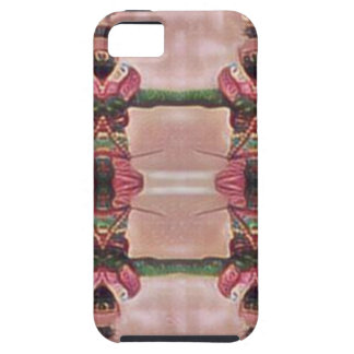 Psychedelic Guard iPhone 5 Cover