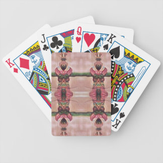 Psychedelic Guard Poker Deck