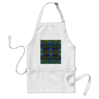 Psychedelic Guard Standard Apron