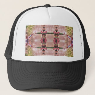 Psychedelic Guard Trucker Hat
