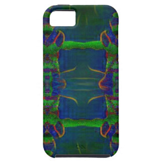 Psychedelic Guards iPhone 5 Cover