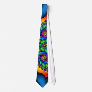 Psychedelic Hippy Tie