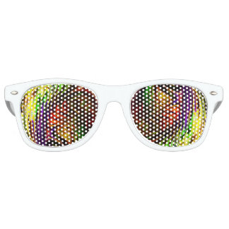 Psychedelic Ice Sunglasses
