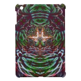 Psychedelic Into the Plant iPad Mini Cases