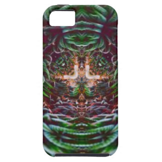 Psychedelic Into the Plant iPhone 5 Cover