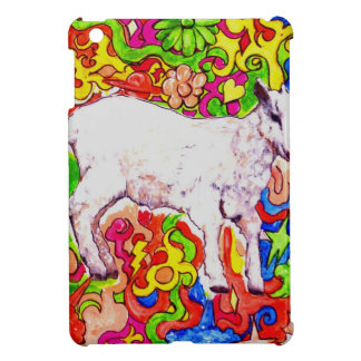 Psychedelic kid case for the iPad mini