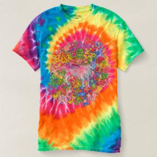 Psychedelic Kid Goat Tshirt