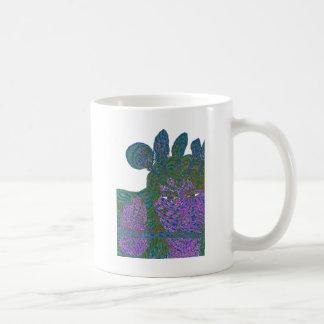 Psychedelic Krishna visions. Coffee Mug