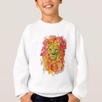 Psychedelic Lion Sweatshirt