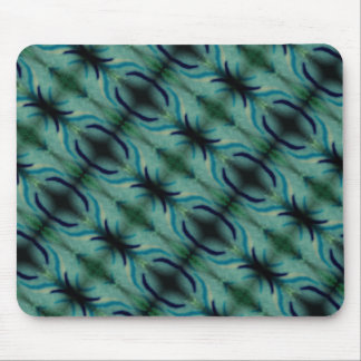 Psychedelic Look Mouse Pad