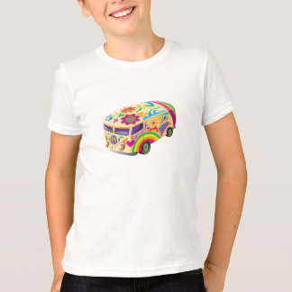 Psychedelic Love Bus T-Shirt