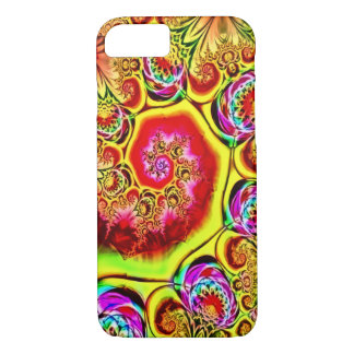 Psychedelic Magic Fractal iPhone 7 Case