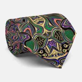 Psychedelic Mandala Tie