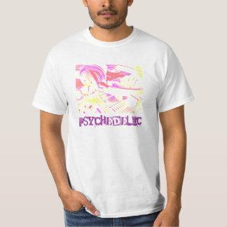 Psychedelic men tee shirt
