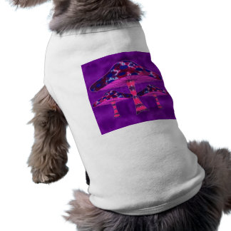 Psychedelic Mushrooms Pet Clothing