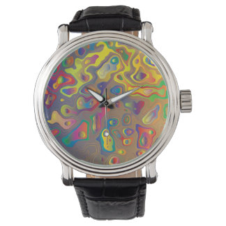 Psychedelic Oils Watch