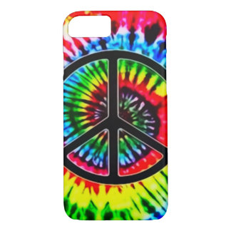 Psychedelic Peace Theory Cosmic Art iPhone 7 Case