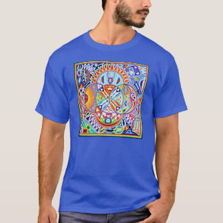 Psychedelic Peyote God T-Shirt