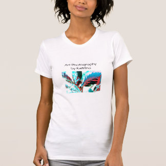 Psychedelic plant T-shirt