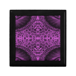 Psychedelic Purple Gift Box