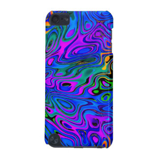 Psychedelic Purple iPod Touch 5G Cover