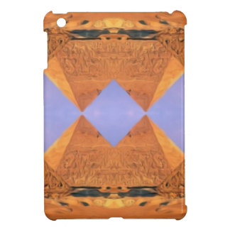 Psychedelic Pyramids Cover For The iPad Mini