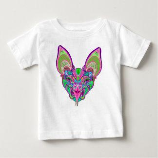 Psychedelic rainbow bat baby T-Shirt