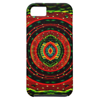 Psychedelic Rasta Case For The iPhone 5