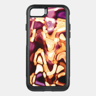 Psychedelic reflections OtterBox commuter iPhone 8/7 case