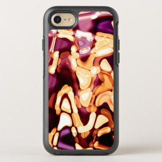 Psychedelic reflections OtterBox symmetry iPhone 8/7 case