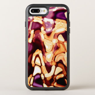 Psychedelic reflections OtterBox symmetry iPhone 8 plus/7 plus case