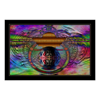 Psychedelic Relic. Poster