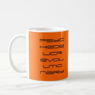 Psychedelic Revolutionary Mug