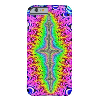 Psychedelic Rift Art Nouveau Barely There iPhone 6 Case