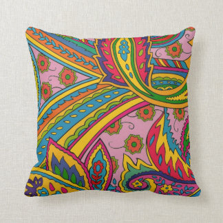 Psychedelic Road Trip MoJo Pillows