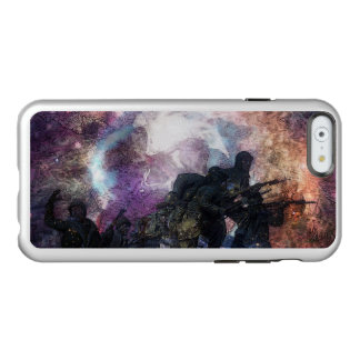 Psychedelic Soldier March Incipio Feather® Shine iPhone 6 Case