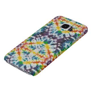Psychedelic Soul Tie Dye Retro Samsung Galaxy S6 Cases