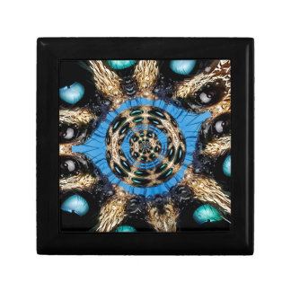 Psychedelic Spider Portal Gift Box