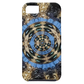Psychedelic Spider Portal iPhone 5 Covers