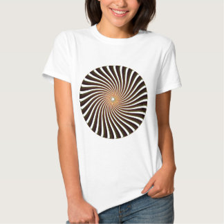 Psychedelic Spiral Pattern: Vector Art: Shirt