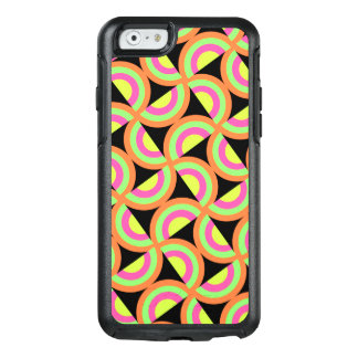 Psychedelic Squares OtterBox iPhone 6/6s Case