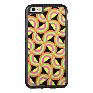 Psychedelic Squares OtterBox iPhone 6/6s Plus Case